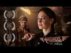 Steampunk Sci-Fi Short Film – Airlords of Airia – steampunkvapemod…. Steampunk Sci-Fi Short Film – Airlords of Airia – steampunkvapemod…. Best Short Stories, Steampunk Movies, Short Film, Steampunk Films, Short Film Youtube, Film, Fiction, Short Movies, Speculative Fiction