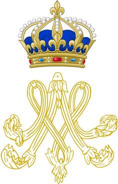 Royal+Monogram+of+Queen+Marie-Antoinette+of+France