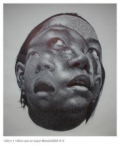 Saatchi Online Artist seungyea park; Drawing, monster2009-8-3 #art