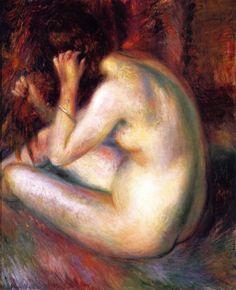 Tutt'Art@ | Pittura * Scultura * Poesia * Musica |: William Glackens ~ Ashcan School painter (Part. 2)...