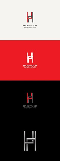 Letter H Logo. Logo Templates. $30.00