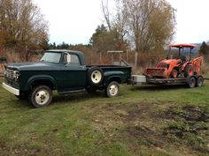 1969 Dodge W300 Power Wagon