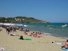 Karfas Beach, at the resort Karfas http://www.discoverchios.gr/karfas