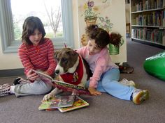 Literacy Dogs