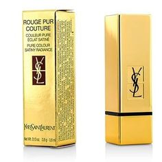Yves Saint Laurent ROUGE PUR COUTURE Kiss  Love Collectors Lipstick Nude ** Details can be found by clicking on the image.