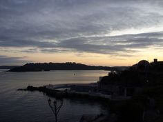 View from The Hoe, Plymouth