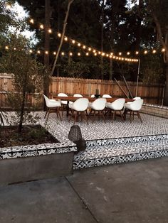 Backyard Before & After | Sivan Ayla #outdoorliving #style #home