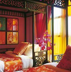Luxury Hotel Design - Charming Interiors of Old Shanghai ~ Interior Design Files
