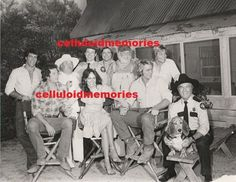 Orig Photo Dukes Of Hazzard Sorrell Booke Catherine Bach Pyle Schneider  Wopat 83 from $20.0