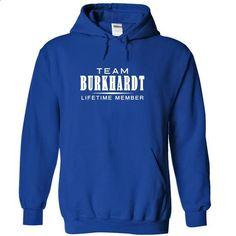 Team BURKHARDT, Lifetime member - #floral tee #creative tshirt. BUY NOW => https://www.sunfrog.com/Names/Team-BURKHARDT-Lifetime-member-cexezxfrxy-RoyalBlue-15502402-Hoodie.html?68278