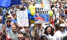Voices of the People's March: 'We have been sold a lie' #StopBrexit .#StopBrexitSaturday #PeoplesVoteMarch