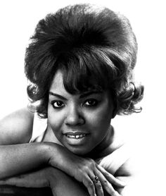 """women-in-music: Mary Wells (May 13, 1943 – July 26, 1992). American singer and Motown artist; with a string of hit singles mainly composed by Smokey Robinson including """"Two Lovers"""" in 1962, the Grammy-nominated """"You Beat Me to the Punch"""" in 1962 and her signature hit in 1964, """"My Guy"""", she became recognized as """"The Queen of Motown"""" until her departure from the company in 1964, at the height of her popularity. In other circles, she's referred to as the """"The First Lady of Motown"""" and was one…"""