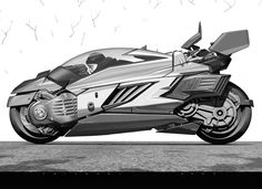 chichoni.com - Vehicles Futuristic Motorcycle, Motorcycle Art, Futuristic Cars, Futuristic Design, Concept Motorcycles, Cars And Motorcycles, Cyberpunk, Tron Bike, Monocycle