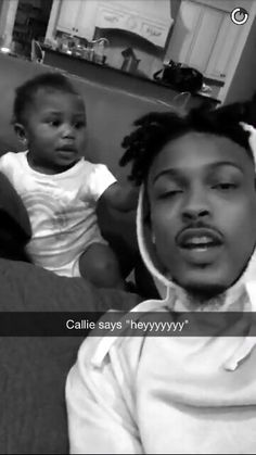 Aug and Callie. August Alsina Hair, Falling In Love With Him, My Love, August Baby, Out Of My League, Def Jam Recordings, Gorgeous Black Men, Trinidad James, Cute Celebrities