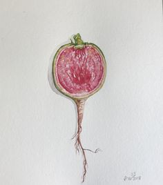 A personal favorite from my Etsy shop https://www.etsy.com/listing/587013210/watercolor-kitchen-paintingpink