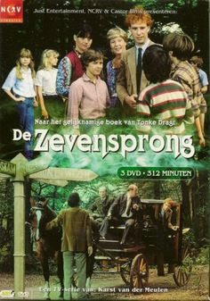 "TV: De Zevensprong, or in Finnish ""Seitsemännen tien salaisuus"". My favorite TV show in 1983."