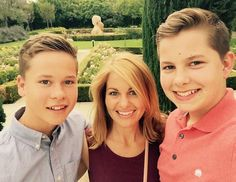 Pin for Later: Candace Cameron Bure's Sweet Family Snaps Couldn't Be Cuter