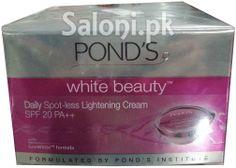 POND'S WHITE BEAUTY DAILY SPOT LESS LIGHTENING CREAM 50 GRAMS (INDIAN) Saloni™ Health