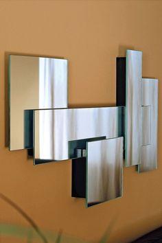 Miami Mirror Wall Collage by Nexxt via Hautelook $95