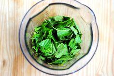 Mint Syrup, or Ginger or Grenadine!