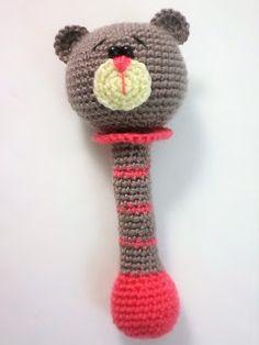 New crochet baby toys amigurumi inspiration ideas Easy Crochet Animals, Crochet Baby Toys, Crochet Home, Crochet Gifts, Crochet For Kids, Crochet Patterns Free Women, Crochet Mittens Free Pattern, Crochet Patterns Amigurumi, Crochet Blanket Patterns