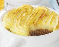 Hachis parmentier minceur à la purée au mascarpone : http://www.fourchette-et-bikini.fr/recettes/recettes-minceur/hachis-parmentier-minceur-la-puree-au-mascarpone.html