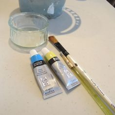 painting with gouache - supplies needed Gouache Painting, Painting Techniques, Ink, Creative, Crafts, Art, Paint Techniques, Manualidades, Handmade Crafts