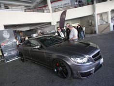 2012 Top Marques supercar show