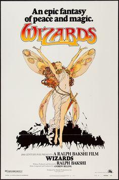Wizards F2 Cult Film Ralph Bakshi iphone case