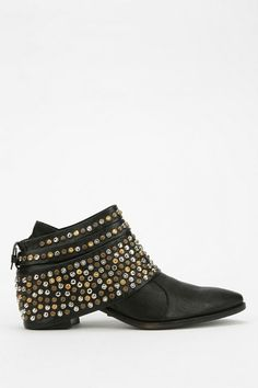 Chloe Studded Ankle Boot  #urbanoutfitters