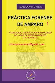 LIBROS EN DERECHO: PRÁCTICA FORENSE DE AMPARO 1 TRAMITACIÓN SUSTANCIÓ...
