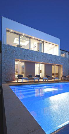 RosamariaGFrangini | Architecture Houses |