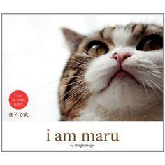 Maru has a book!  MARUUU!