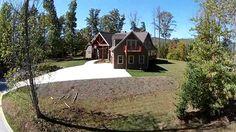 70 Bradford Vistas; Fletcher, NC Home For Sale (Aerial Tour)