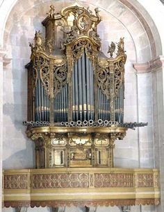 Lisbon | National Pantheon Organ