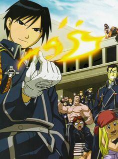 Anime: Fullmetal Alchemist