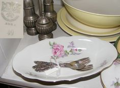 lovely silver ware