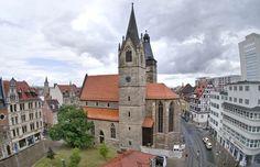 Die Kaufmannskirche in Erfurt. Foto: Peter Riecke