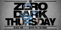 Zero Dark Thursday