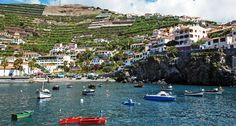 Camara de Lobos muncipality was created in 1835 and the village was elevated to city status on 2 August 1996. In this county is produced the Madeira wine...  #camaradelobos #town #madeira #island http://madeira.best/guide/facts-about/madeira-island-towns-and-municipalities/camara-de-lobos/