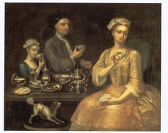 The History of Tea Drinking – A Great British Tradition - ArtiFact ...