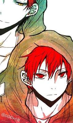 Akashi and Akashi: the two consciousnesses.