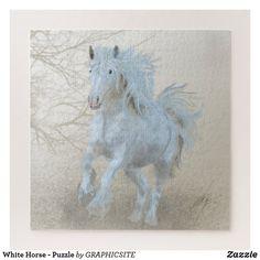 White Horse - Puzzle