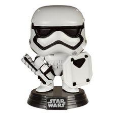 Star Wars VII: 1st Order Stormtrooper w/Shield Ltd Edition POP! Vinyl Figure