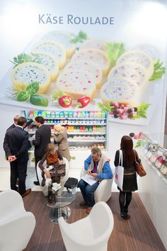 JERMI Käsewerk, #ANUGA, #WUM Design, #Messestand, #fairtrade Are you a South African company looking to grow your business and exhibit your products at Anuga? Give us a ring! or email us : +27 12 771 8510 or admin@expavpro.co.za  #anuga2015 #anuga #exhibit #businessplatform #interantionalmarkets #southafricanproducts #exportpavilionpromotions Exhibition Stand Design, Growing Your Business, Fair Trade, Pinterest Blog, Pavilion, African, Cheese, Ring, Products