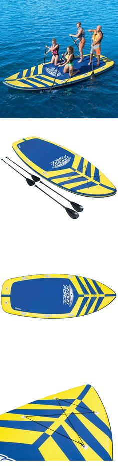 Stand Up Paddleboards 177504: Bestway Hydro Force 17 Inflatable Stand Up Paddle Board Stable W 1 To 8 People -> BUY IT NOW ONLY: $1495.55 on eBay!