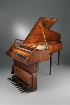 Attributed to Johann Schmidt (1757–1804) (Austrian) | Grand Piano | ca. 1790–95