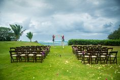 Weekend of Romance { Real Hawaii Wedding } Venue: Loulu Palm Estate, Oahu #Hawaii #Wedding #Oahu