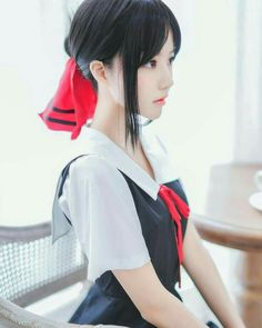 Cosplay de Shinomiya Kaguya-sama: Love is War かぐ… # # Cosplay Anime, Kawaii Cosplay, Asian Cosplay, Cute Cosplay, Amazing Cosplay, Cosplay Outfits, Best Cosplay, Cosplay Costumes, Vocaloid Cosplay