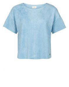 Nümph Kaiya Shirt Alaskan Blue